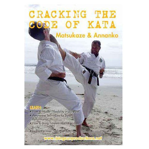 Cracking the Code of Kata Matsukaze Annaka, martial arts dvd, martial arts dvds, martial arts movies dvds, martial arts instructional dvd, mixed martial arts dvd, martial arts training dvd, martial arts workout dvd, martial arts dvd movies, martial arts weapons dvd