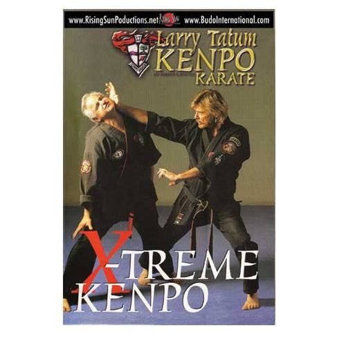 Kempo Extreme, Larry Tatum, martial arts dvd, martial arts dvds, martial arts movies dvds, martial arts instructional dvd, mixed martial arts dvd, martial arts training dvd, martial arts workout dvd, martial arts dvd movies, martial arts weapons dvd
