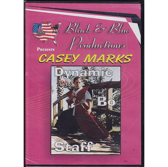 Casey Mark Dynamic Bo Staff, martial arts dvd, martial arts dvds, martial arts movies dvds, martial arts instructional dvd, mixed martial arts dvd, martial arts training dvd, martial arts workout dvd, martial arts dvd movies, martial arts weapons dvd