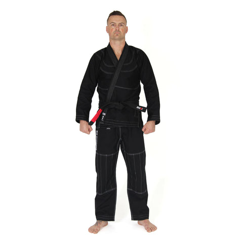 Supreme Jiu Jitsu Uniform - Black