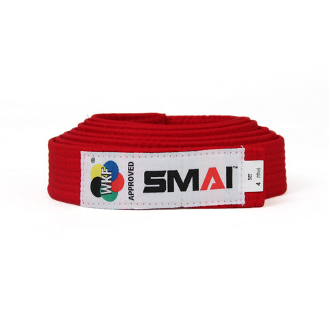 WKF Approved Belt