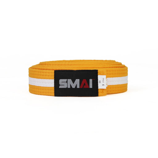 Belt - White Stripe