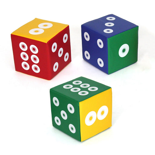 Foam Dice Block - Set of 3