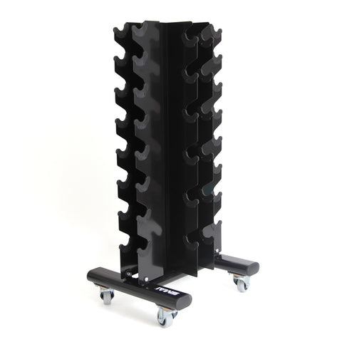 Dumbbell Rack with Wheels 1 - 20kgs