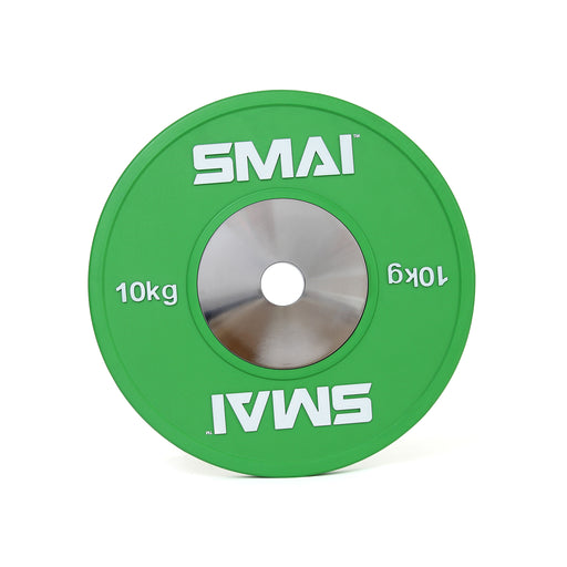 Competition Bumper Plate 10kg (PAIR)