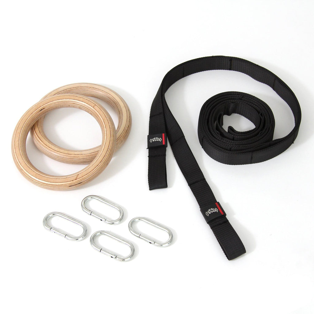 gym rings, gymnastic rings, gymnastics rings, wooden gym rings, wooden gymnastic rings