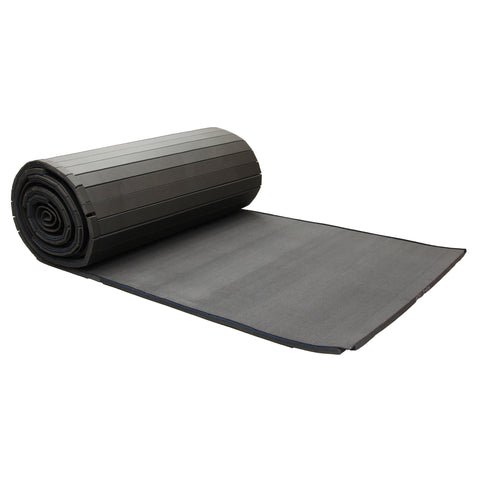 flexi connect floor, flexi cheer floor, cheer floor, cheer leading floor, soft floor, landing floor roll, grey cheer floor, flexi connect, flexiconnect, dollamur