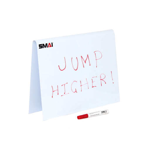 Agility Hurdle - Stackable White Board – 30cm
