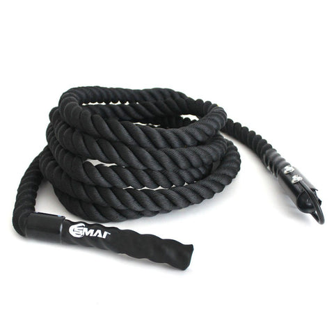 Climbing Rope Black Thick - 7m x 48mm