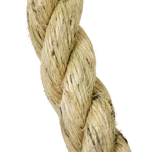 Climbing Rope Natural 7m x 38mm