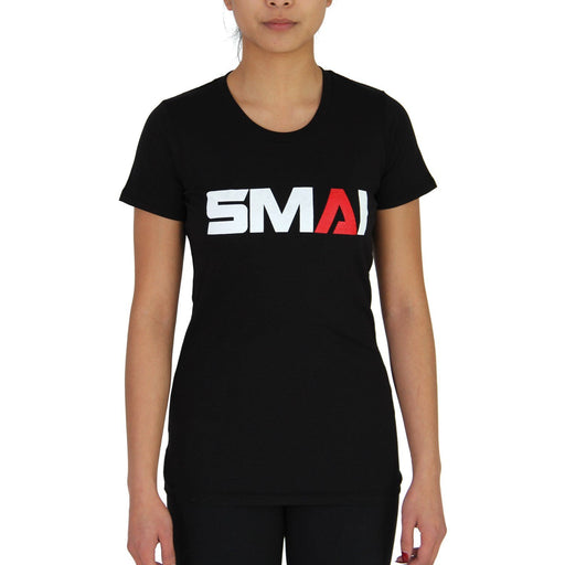 SMAI Women's T-Shirt Asphalt Black, Apparel, Tee, Shirt