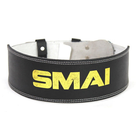 Padded Weightlifting Belt