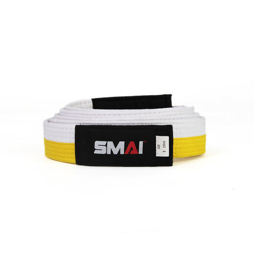 Judo Belt - Black Tip