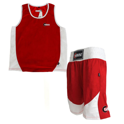 Elite Amateur Boxing Set, Singlet, Shorts, Apparel