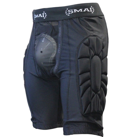 Shorts - Compression ProTec Padded