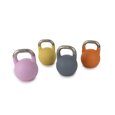 Competition Stainless Steel Kettlebell V2