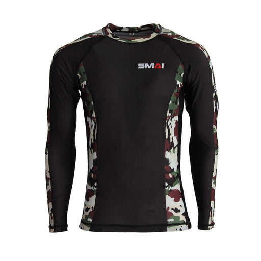Rash Guard – Long Sleeve Camo