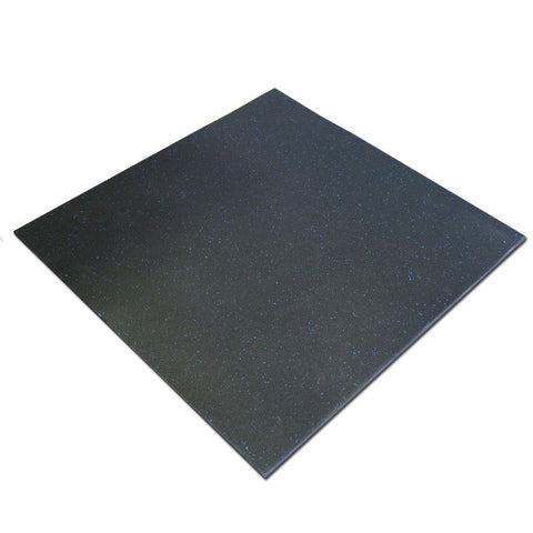 Rubber Gym Flooring Tile - 15mm