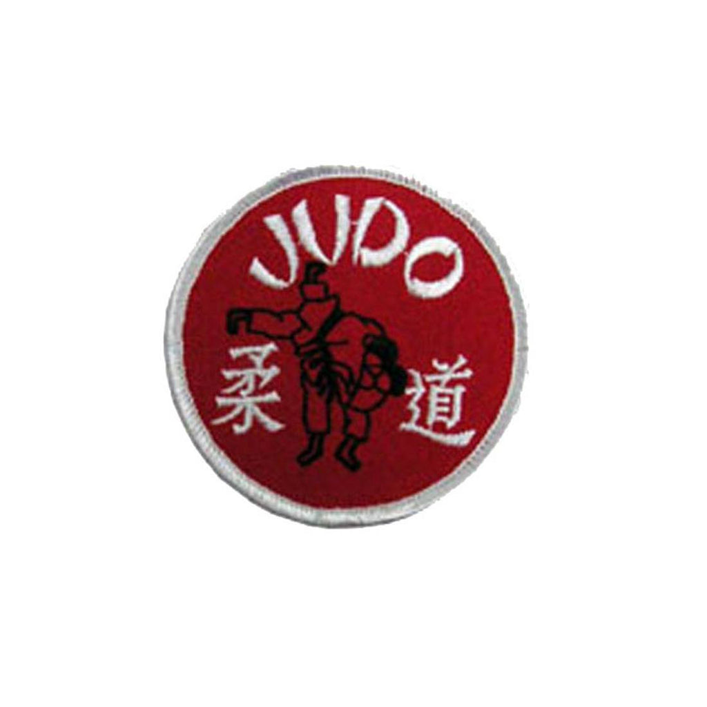 Badge Judo Small, Martial arts badge, martial arts patches, karate patches, karate badges, taekwondo patches, kung fu patches, karate uniform patches