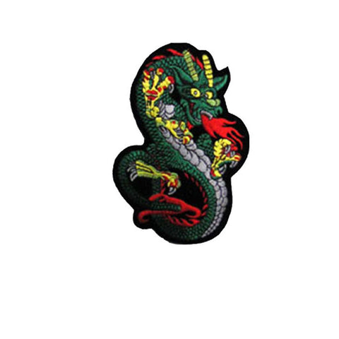 Badge Dragon Patch 31cm, Martial arts badge, martial arts patches, karate patches, karate badges, taekwondo patches, kung fu patches, karate uniform patches