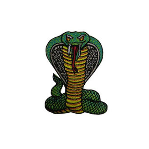 Badge Cobra, Martial arts badge, martial arts patches, karate patches, karate badges, taekwondo patches, kung fu patches, karate uniform patches