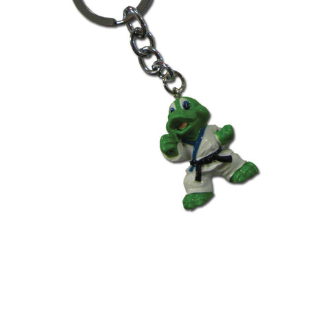 3D - Karate Dragon Keyring
