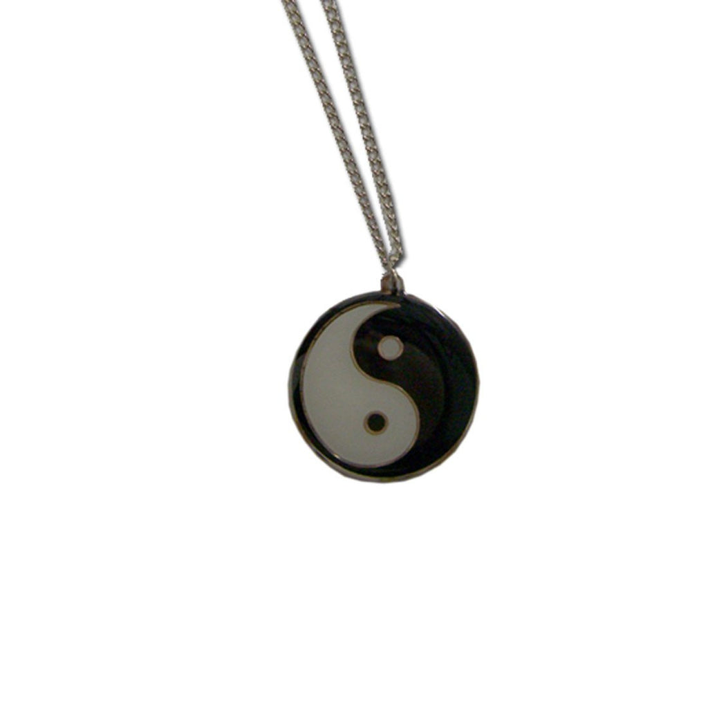 Yin and Yang necklace, karate, necklace, karate kid, karate gold, karate gear, wkf karate
