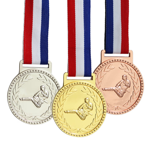 Martial Arts Medal Set