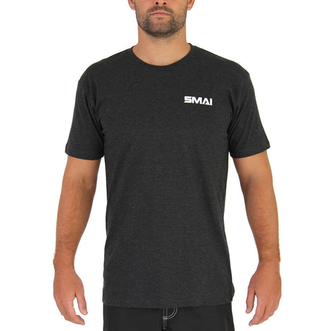 SMAI Men's T-Shirt Asphalt Grey, Apparel, Tee, Shirt
