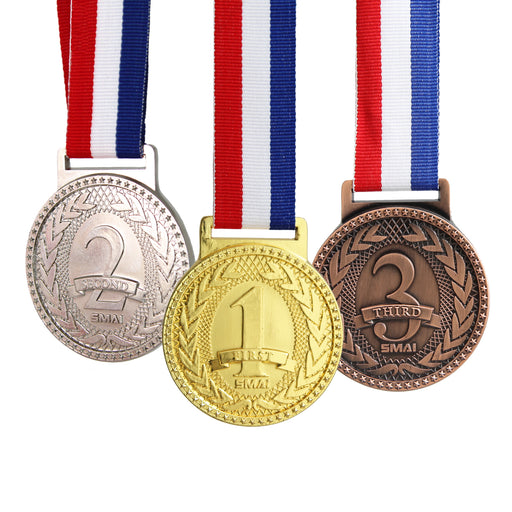 Medal Set - Numerical