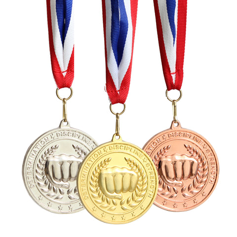 Strength Medal Set