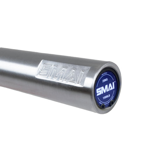 Barbell (Bearing) - 20kg - Limited Edition Blue Collar