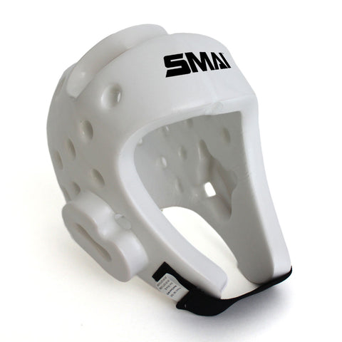 Head Guard - Dipped White