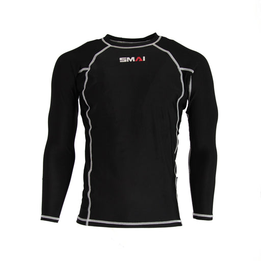 Rash Guard - Long Sleeve Black