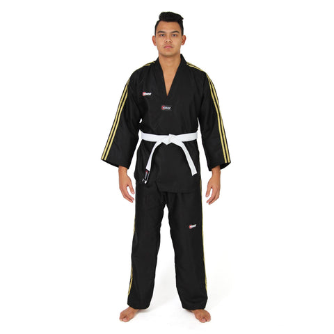 TKD Uniform - 8oz Diamond Master Dobok