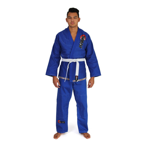 BJJ Uniform - Supreme Gi (Blue)