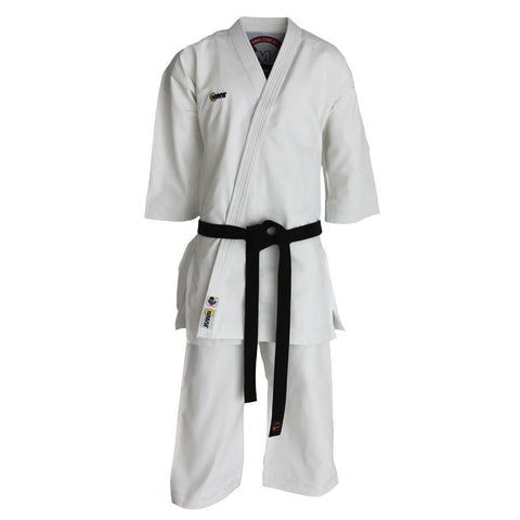 14oz master kata elite gi karate uniform wkf, wkf karate uniform, wkf approved karate uniform, karate uniform wkf, karate uniform, karate uniform for woman, karate uniform men