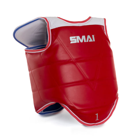 Taekwondo Chest Guard - Reversible