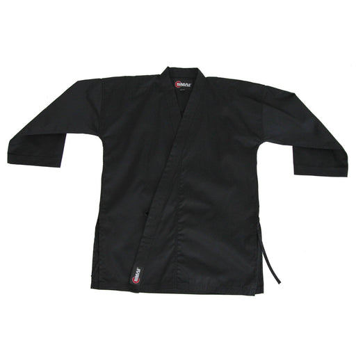 Karate Uniform - 8oz Student Gi (Black)