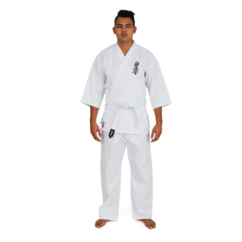 Kyokushin Uniform - 12oz Canvas II Gi