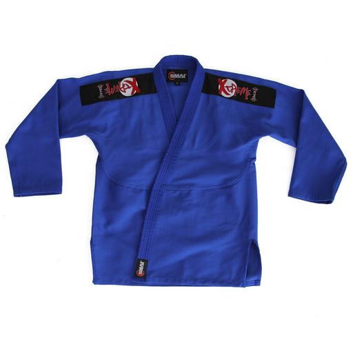 MMA Uniform - Xtreme Blue