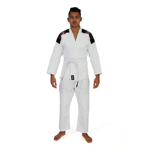 MMA Uniform - Xtreme White