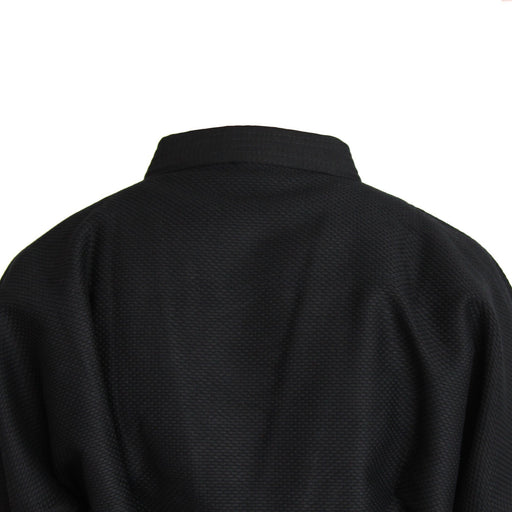 Judo Uniform - Single Weave Gi (Black)