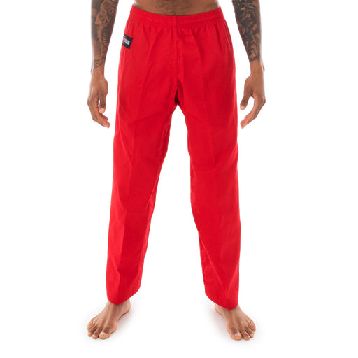 Karate Uniform - 8oz Student Gi (Red)