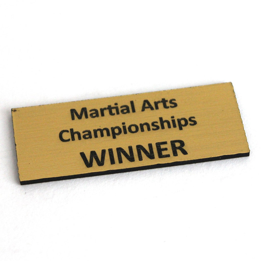 Trophy Name Plate Winner, trophy, martial arts trophy, trophy martial arts, trophy martial art