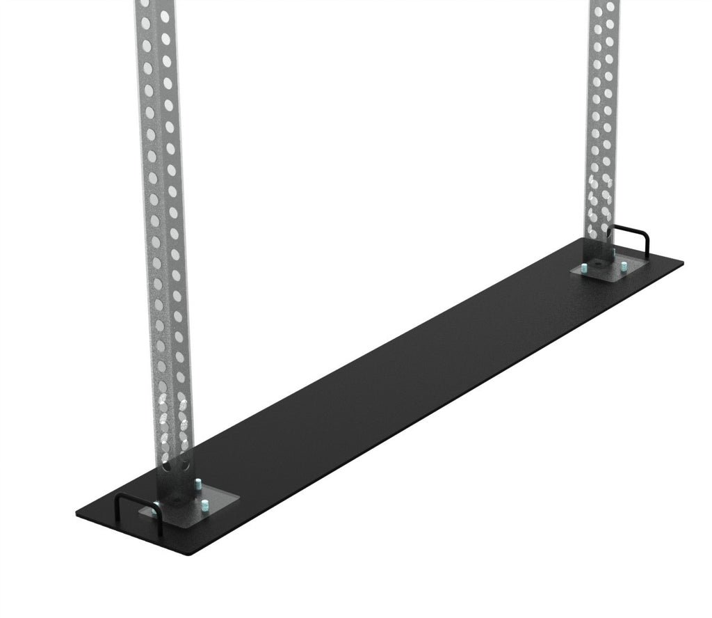 rig base plate, should rig base plate, racks and rigs, weightlifting, extension piece, crossfit, strongman, power lifting, gym, gym equipment