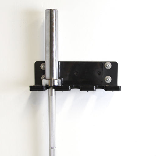 Wall Mounted Vertical Barbell Rack