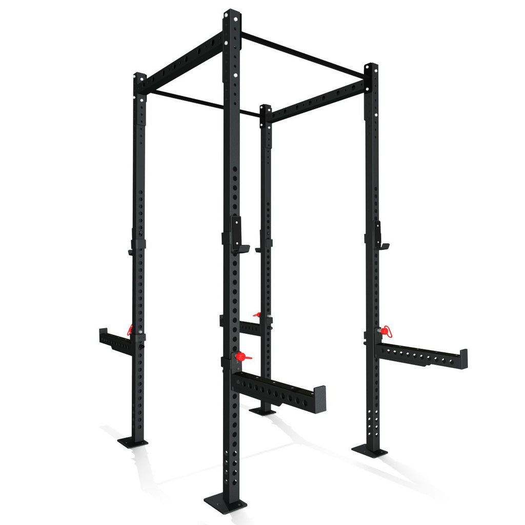 Double Utility Squat Rack