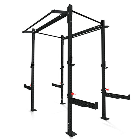 Double Utility Invertor Squat Rack