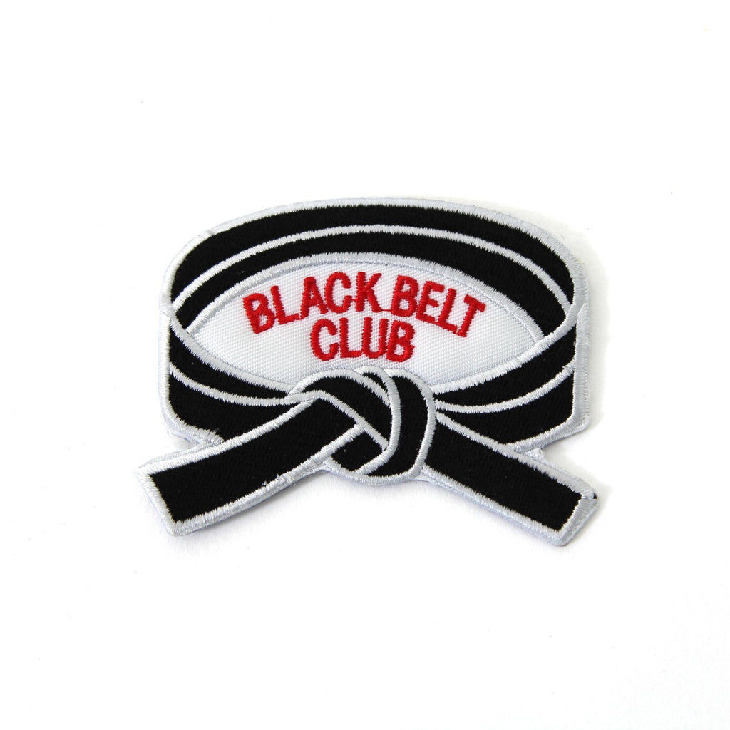 Badge - Black Belt Club Classic